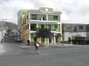 Typiskt Kap Verdehus