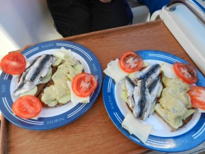 Gravad strömming från Sysne fiskaffär