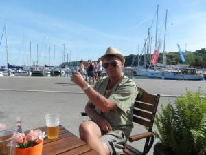 Peter från Sverige som bott i Polen åtta år med Monica