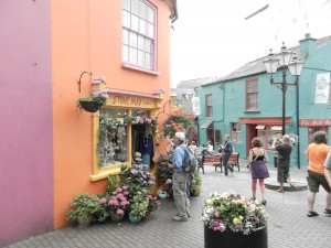 Färgprakt i Kinsale - Irland