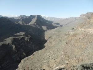 Bergslandskap på Gran Canaria