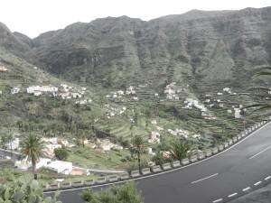 Natur på La Gomera