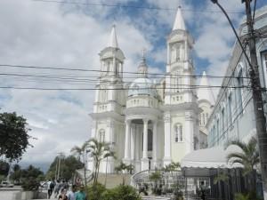Kyrkan i Ilheus