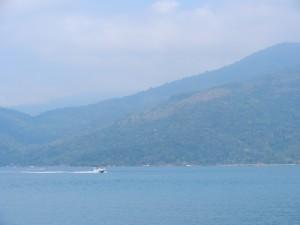 Ilha Grandes höga öar