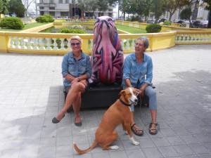 Suus, Balu och Lena i Rio Grande