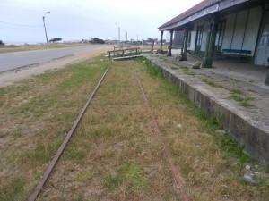 F.d. järnvägsstationen iLa Paloma