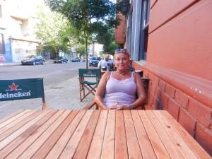 Lena i Montevideo