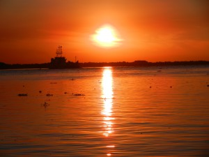 Ännu en solnedgång