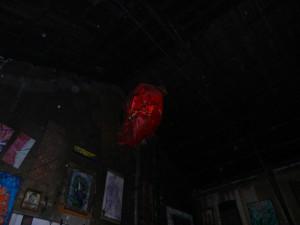 """Det argentinska """"tangohjärtat"""" hänger i taket"""