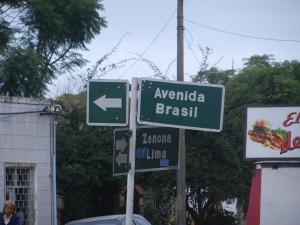 Gransgata mot Brasilien