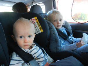Edvin och Aaron redo för Björkö