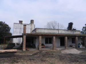 Sydafrikanernas huvudbyggnad