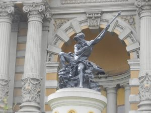 Kung Neptun på Terraza Neptuno