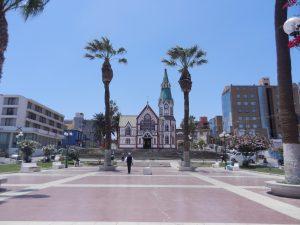 Katedralen i Arica