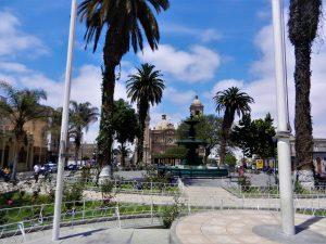 Katedralen i Tacna
