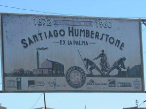 Infarten till Humberston