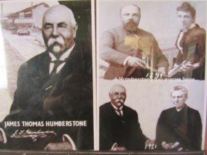 Mr Humberstone himself