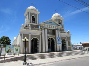 Kyrkan i Pica.