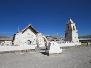 Kyrkan i Isluga