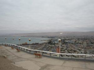 Utsikt över Arica
